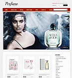 Beauty VirtueMart  Template 40724