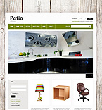 Furniture VirtueMart  Template 40725