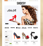 Fashion VirtueMart  Template 40726