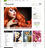 Art & Photography VirtueMart  Template 40727