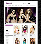 Fashion VirtueMart  Template 40728
