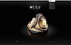Jewelry Website  Template 40763