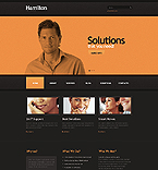 Website  Template 40796