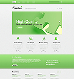 Website  Template 40823