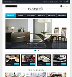 Furniture PrestaShop Template 40834
