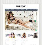 Fashion PrestaShop Template 40837