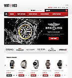 Fashion OpenCart  Template 40841