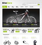 Sport OpenCart  Template 40842