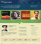Web design Drupal  Template 40883