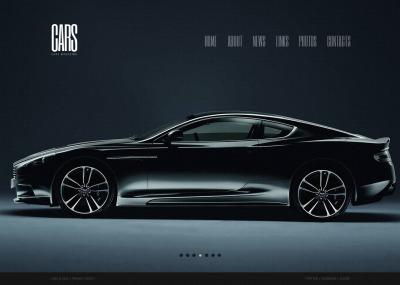 MotoCMS HTML шаблон №40875 на тему автомобиль
