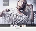 Art & Photography Website  Template 40906