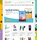 Animals & Pets PrestaShop Template 40918