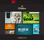 Web design Website  Template 40930