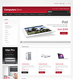 Computers OpenCart  Template 40942