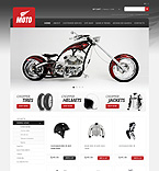 Cars OpenCart  Template 40944
