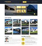 Architecture Website  Template 40968