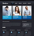 Flash CMS  Template 40995