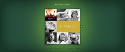 Modèle Web  pour site de charité pour enfants