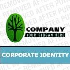Corporate Identity Template 4109