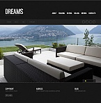 Real Estate Moto CMS HTML  Template 41014