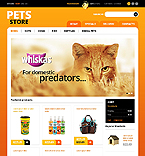 Animals & Pets PrestaShop Template 41022
