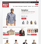Fashion OpenCart  Template 41025