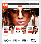 Fashion OpenCart  Template 41028