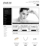 Jewelry OpenCart  Template 41029