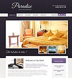 Hotels Drupal  Template 41033
