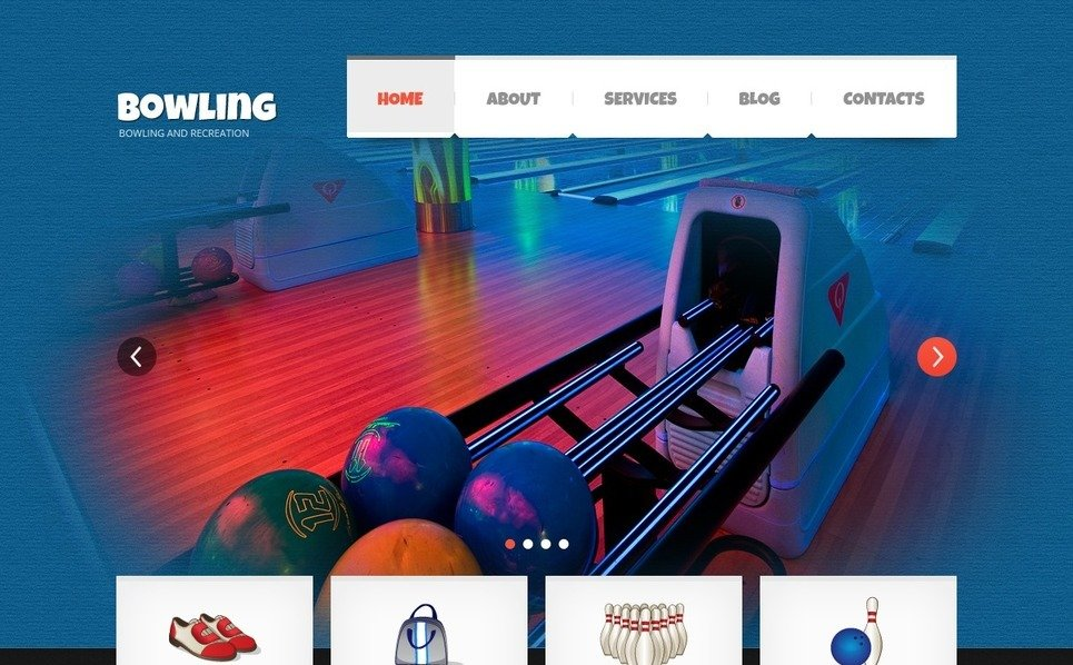 Bowling Drupal sablon New Screenshots BIG