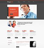 Website  Template 41080