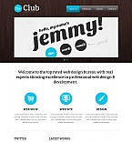 Web design Moto CMS HTML  Template 41083