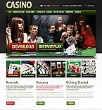 Casino Moto CMS HTML  Template 41088