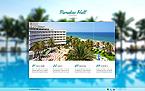Hotels Website  Template 41097
