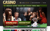 Moto CMS HTML Vorlage für Online Casino  New Screenshots BIG