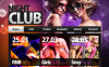 MotoCMS HTML шаблон №41087 на тему ночной клуб New Screenshots BIG