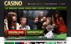 Prémium Online kaszinók  Moto CMS HTML sablon New Screenshots BIG