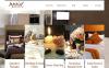 Prémium Szállodák  Moto CMS HTML sablon New Screenshots BIG