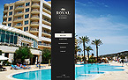 Hotels Website  Template 41106