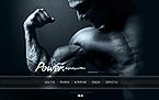 Sport Website  Template 41107