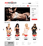 Fashion VirtueMart  Template 41124
