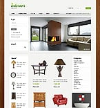 Furniture VirtueMart  Template 41125