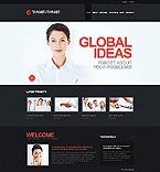 Website  Template 41133