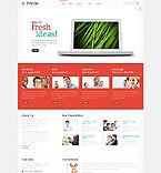 Website  Template 41139