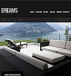 Real Estate Facebook HTML CMS  Template 41165