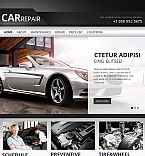Cars Facebook HTML CMS  Template 41174