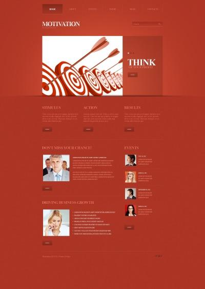 Marketing Agency Drupal Template