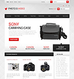 Electronics PrestaShop Template 41239