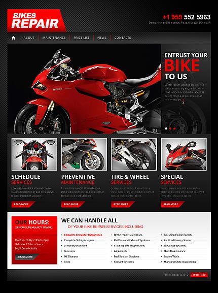 Drupal Template 41244 Main Page Screenshot