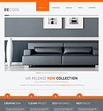 Furniture Joomla  Template 41246